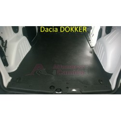 Protector de piso - DACIA DOKKER 2 plazas / desde 2012