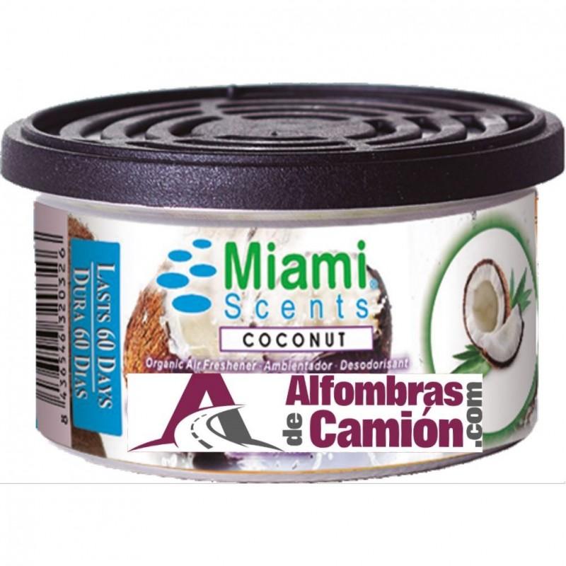 Lata llena de Aroma a Coco