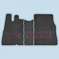Juego alfombras delanteras IDEAL - Citroen Jumper I - de 1994 a 2006