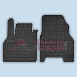 Juego alfombras delanteras IDEAL - Renault Kangoo desde 2008