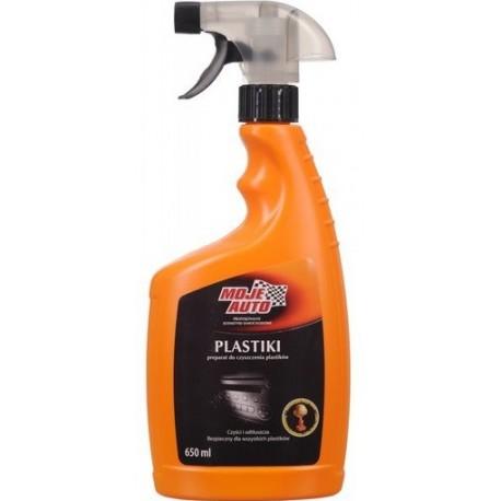 Limpiador de plásticos – Pulverizador 650 ml.