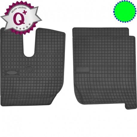 Alfombras de camión Q+ a la medida para IVECO Stralis - Cabina Estrecha