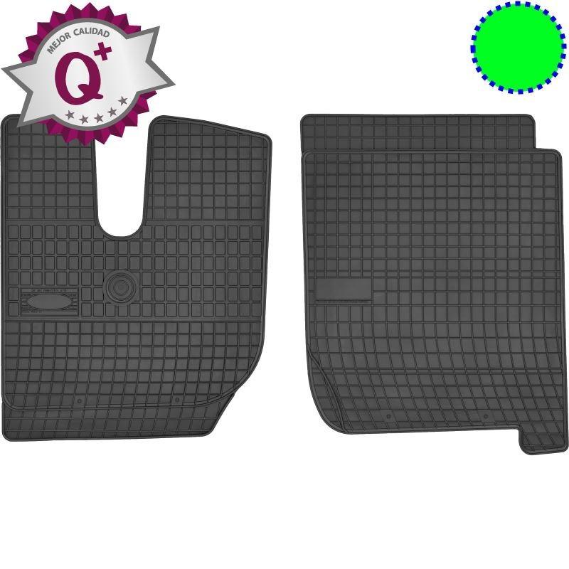 Alfombras de camión Q+ a la medida para IVECO Stralis - Versión LARGA