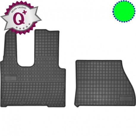 Alfombras de camión Q+ a la medida para MERCEDES Actros MP4 - Ancho