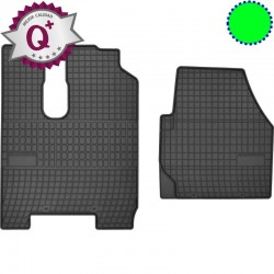 Alfombras de camión Q+ a la medida para MERCDES Actros MP2