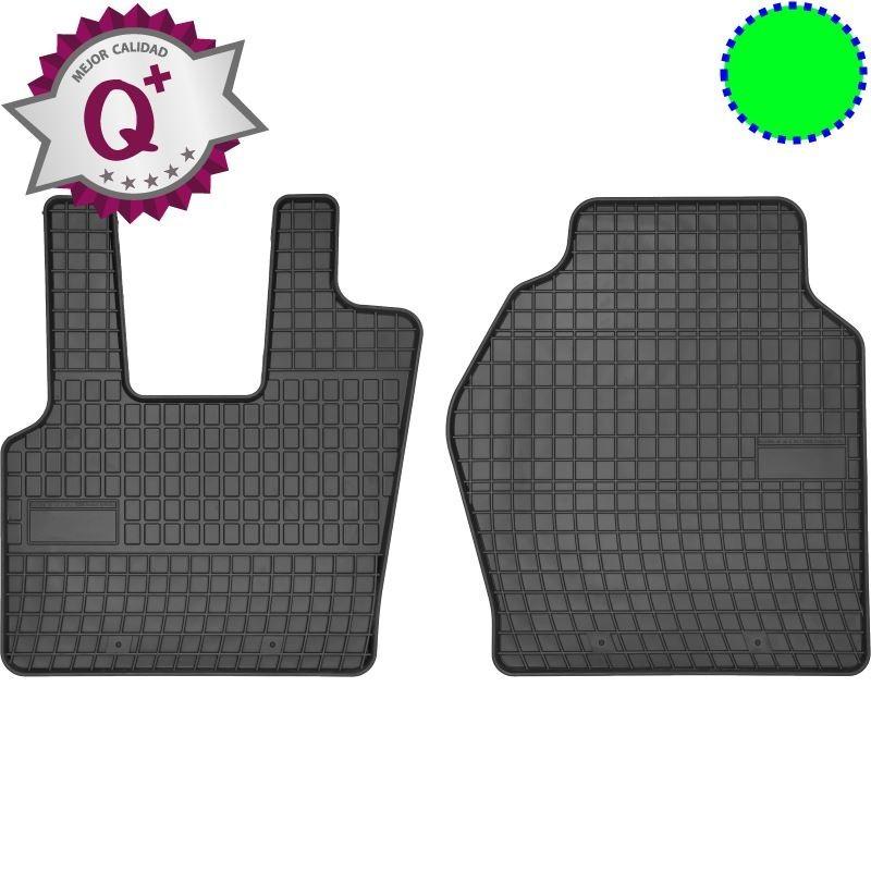 Alfombras de camión Q+ a la medida para SCANIA - Tipo: R - Versión: II
