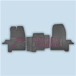 Alfombra IDEAL - Ford Tourneo Custom - Fila 1 - 3 plazas desde 2012
