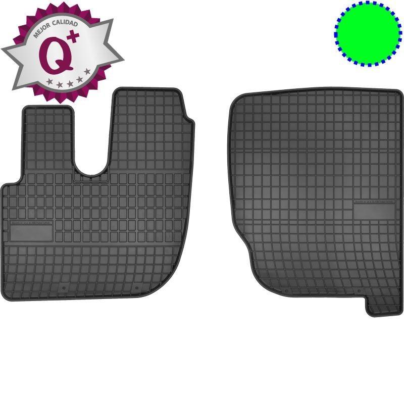 Alfombras de camión Q+ a la medida para RENAULT Premium y Midlum