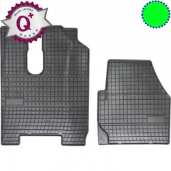 Alfombras de camión Q+ a la medida para MERCDES Actros Automático